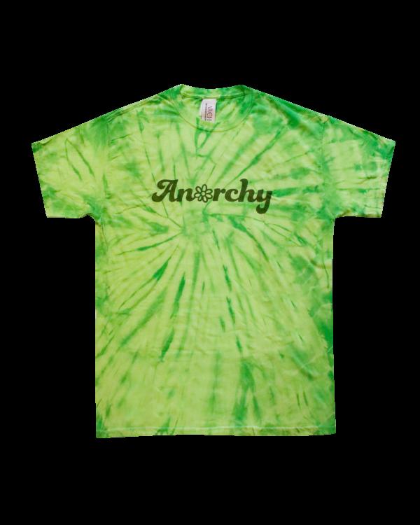 Hippie Anarchist T shirt